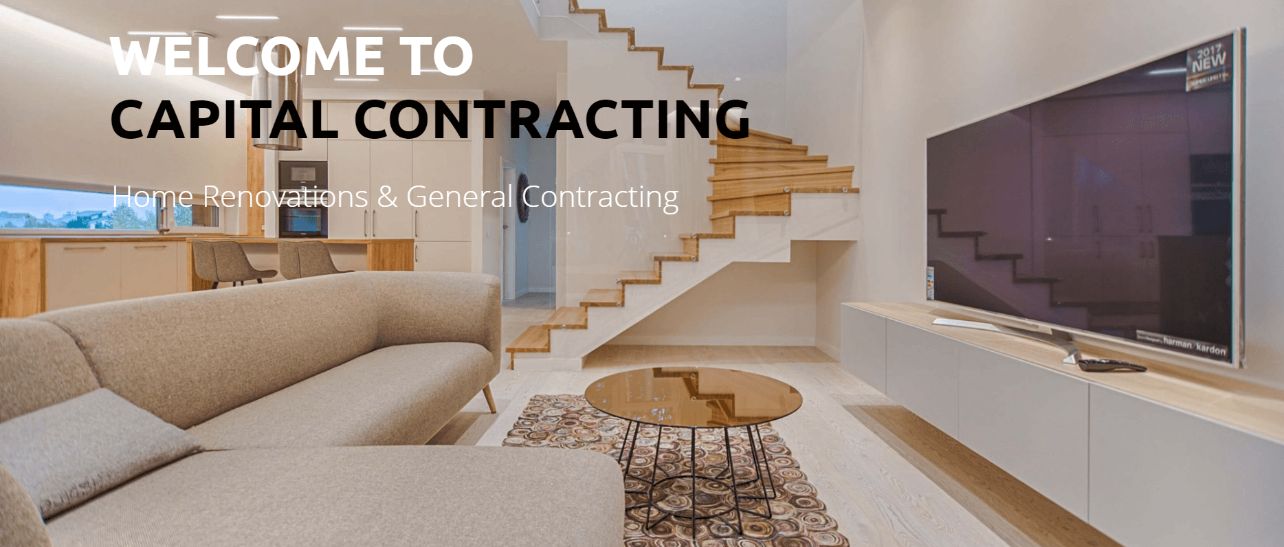 Capital Contracting Home Renovations
